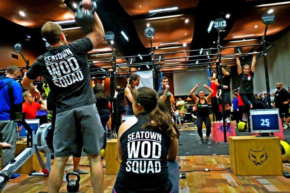 Seatown CrossFit