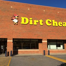 Dirt Cheap - Discount Store - 1625 E  University Dr , Auburn
