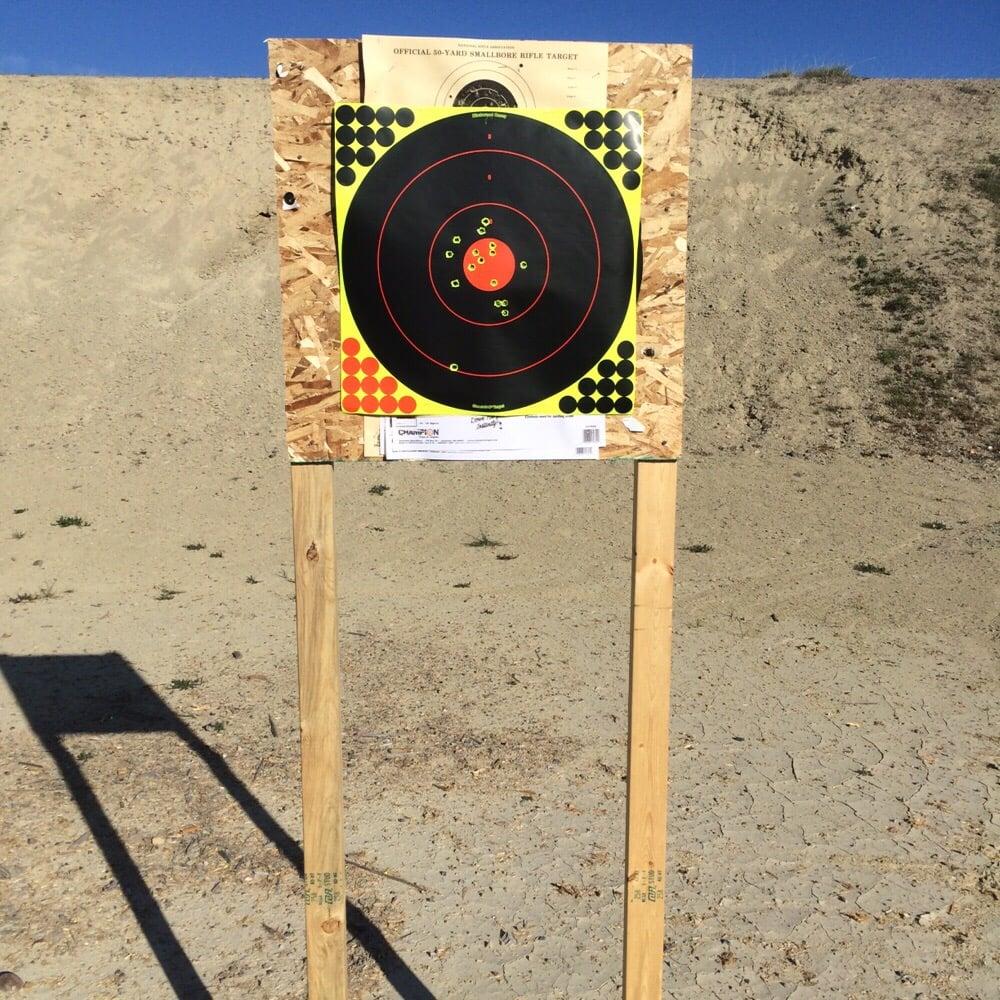 Sacramento Valley Shooting Center