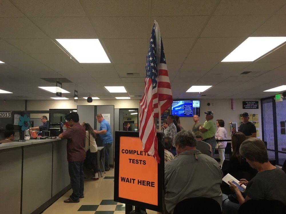 DMV: 201 Clinton Rd, Jackson, CA