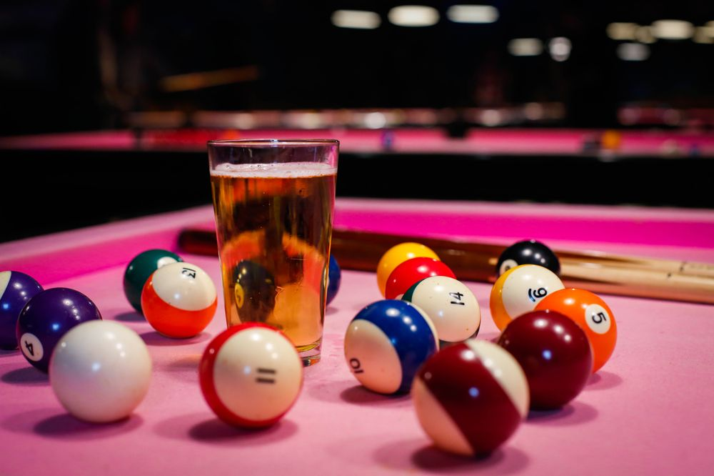 Pink Galleon Billiards & Games: 1243 Castillons Arcade Plz, Saint Louis, MO
