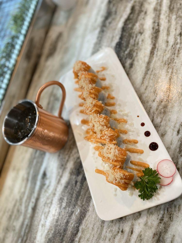 Jin's Sushi Seafood & Bar: 7401 W Barnard Ave, Milwaukee, WI