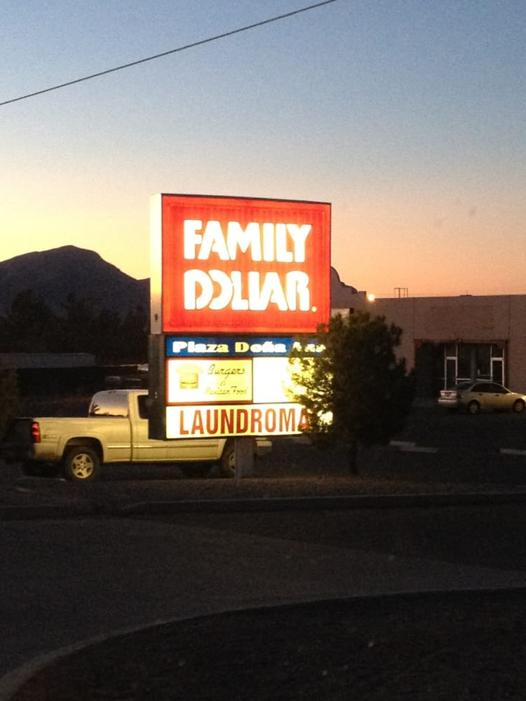 Family Dollar: 645 E Thorpe Rd, Las Cruces, NM