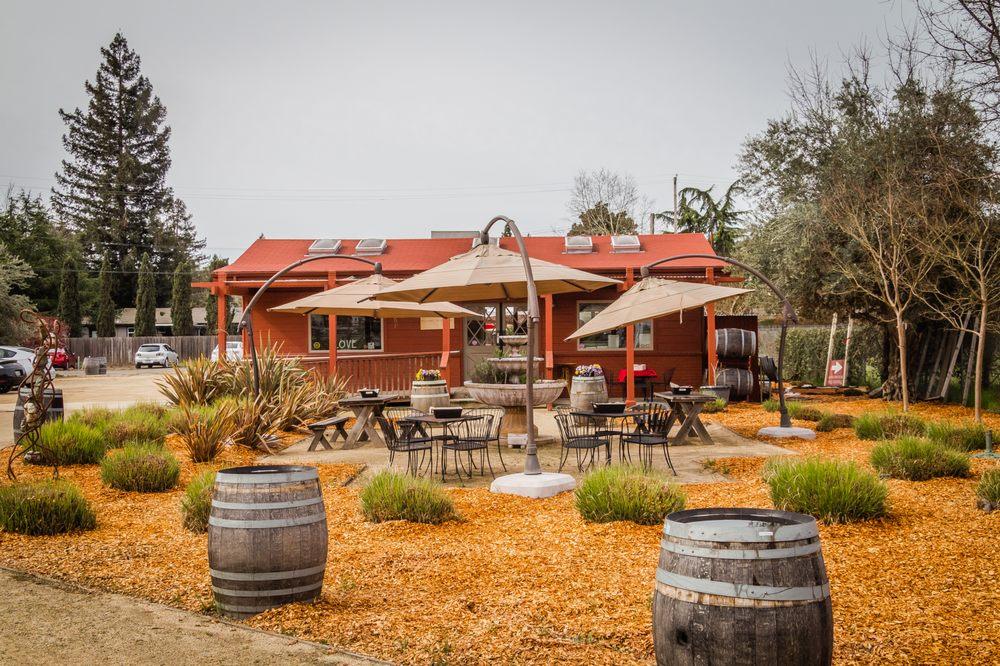 Paradise Ridge Winery - Kenwood: 8860 Sonoma Hwy, Kenwood, CA