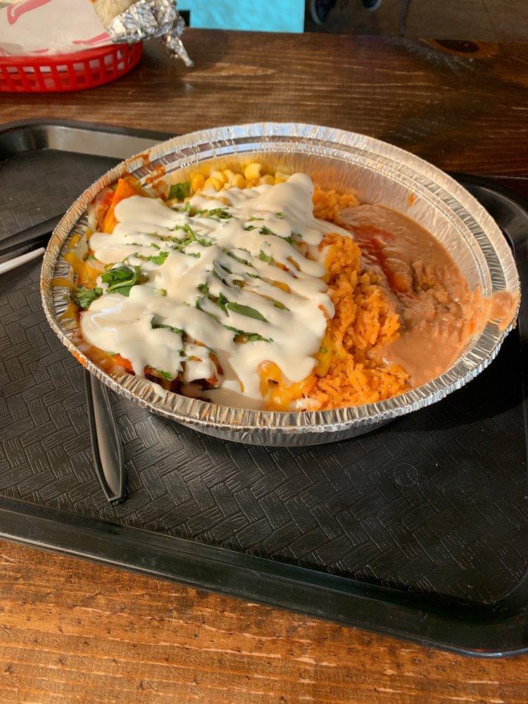 Nino's Mexican Grill: 1601 E Washington Ave, Yakima, WA