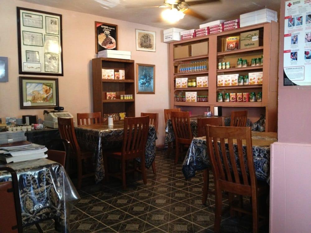 Mediterranean Cuisine: 4111 N Mesa St, El Paso, TX