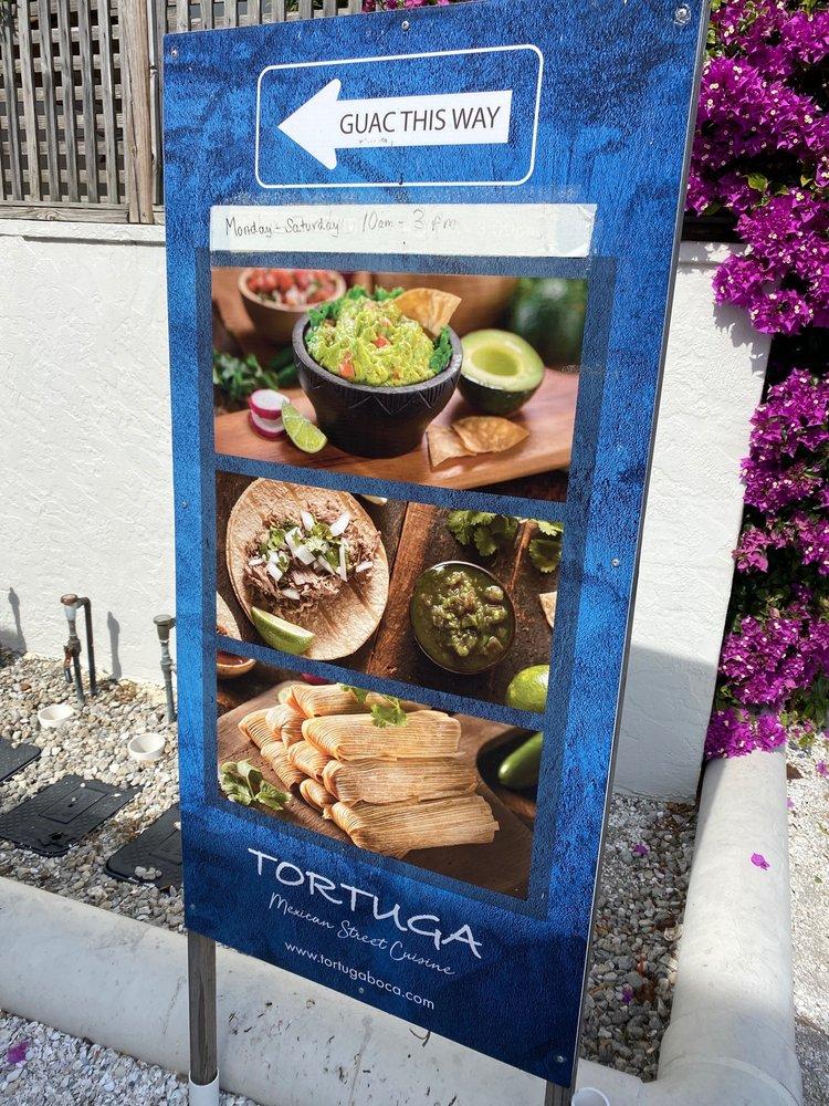 Tortuga Mexican Street Cuisine