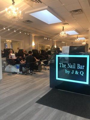 The Nail Bar By J&Q 535 W Front St Traverse City, MI Manicurists