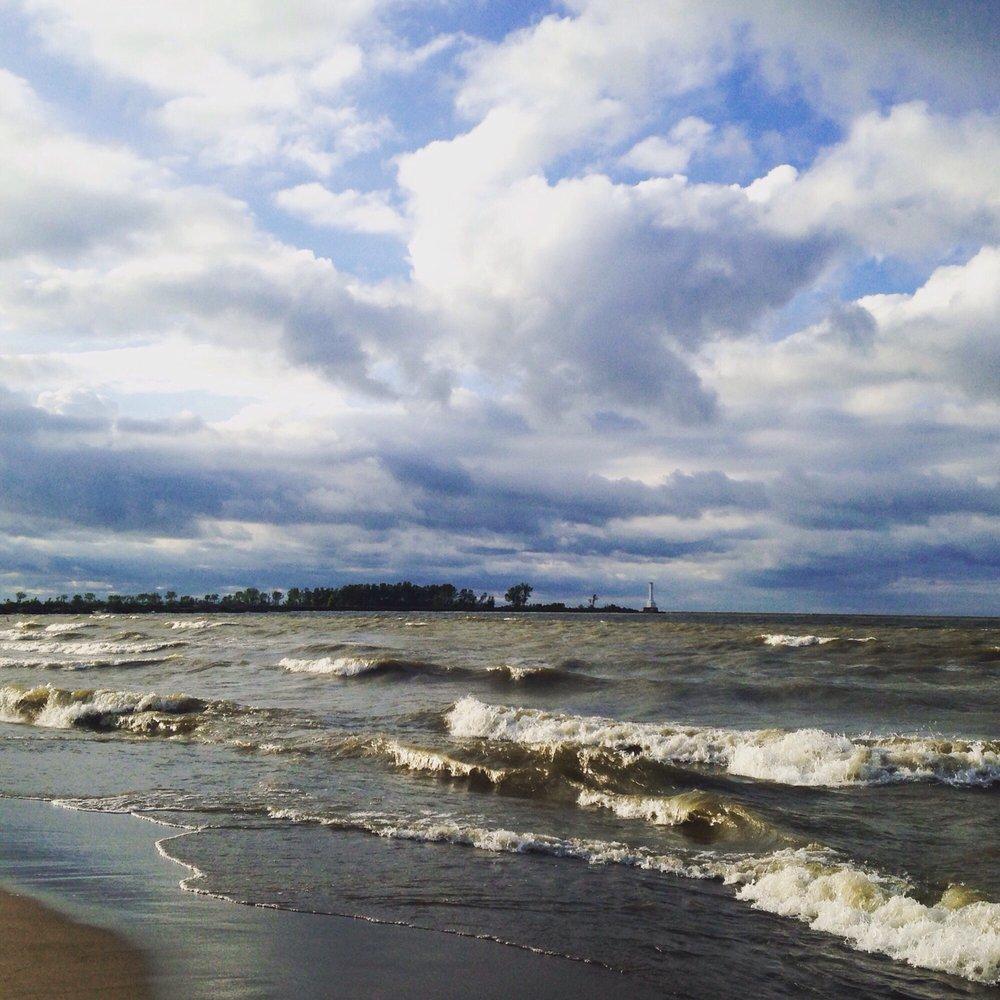 Nickel Plate Beach: Huron, OH