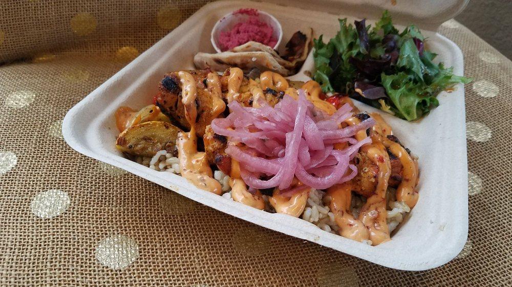 Kebab Casual: 2604 Meridian St, Bellingham, WA