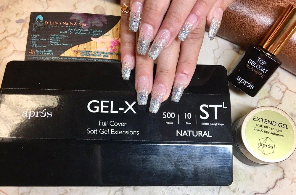 D'Laly's Nails & Spa: 3137 Washington St, Boston, MA