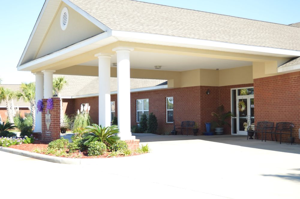 The Gardens Senior Living Retirement Homes 1260 Ocean Springs Rd Ocean Springs Ms United