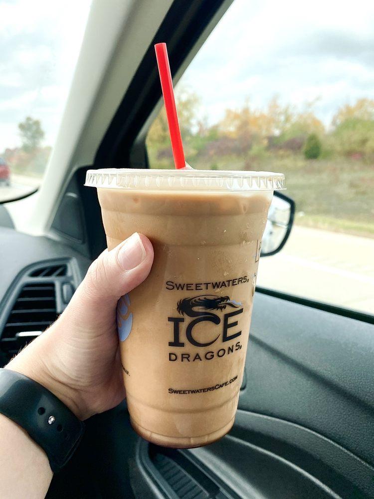 Sweetwaters Coffee & Tea Novi Town Center: 43346 Grand River Ave, Novi, MI