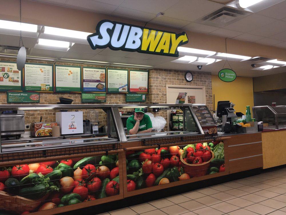 Subway: 215 N Johnson St, Alice, TX