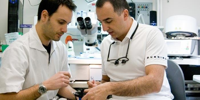John Sobel at Manhattan Prosthetic Dentistry: 630 5th Ave, New York, NY