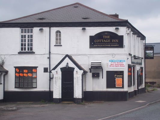 Cool Cottage Inn Pubs 193 Tat Bank Road Oldbury Home Interior And Landscaping Ologienasavecom