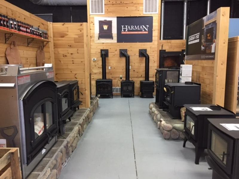 Fireside Hearth and Leisure: 1182 S Otsego Ave, Gaylord, MI
