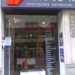 Forats tienda de muebles carrer de casanova 172 l 39 eixample barcelona espa a n mero de - Telefono registro bienes muebles madrid ...