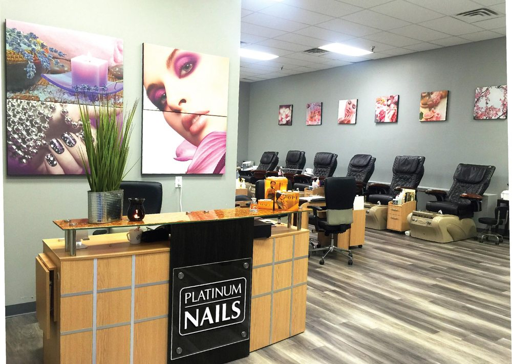 Platinum Nails: 273 Mall Rd, Oak Hill, WV