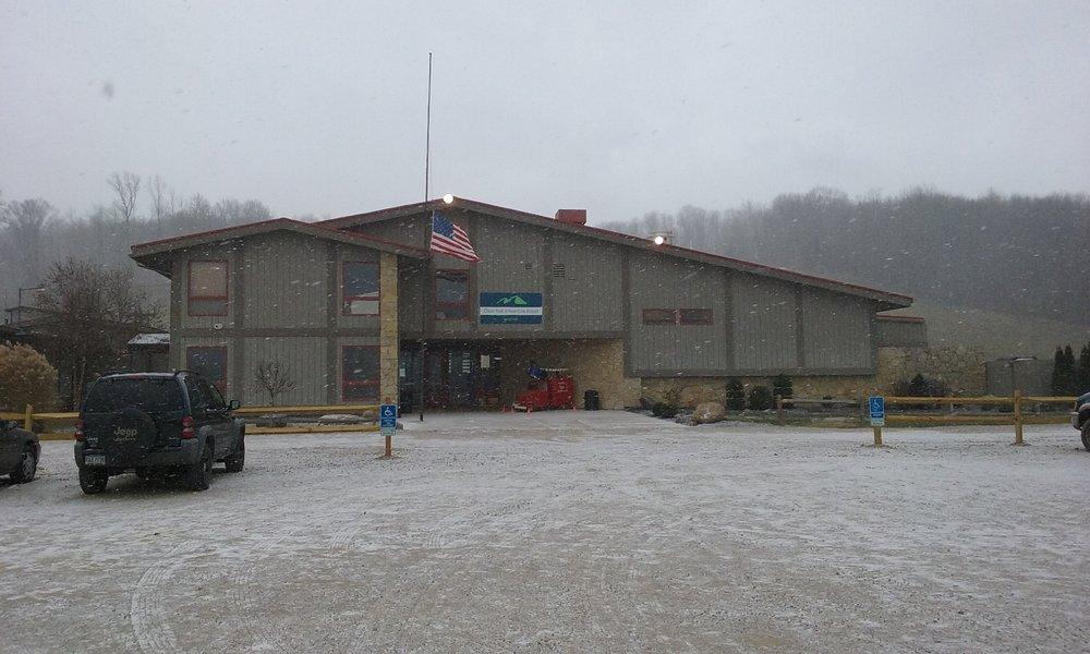 Clear Fork Adventure Resort: 341 Resort Dr, Butler, OH