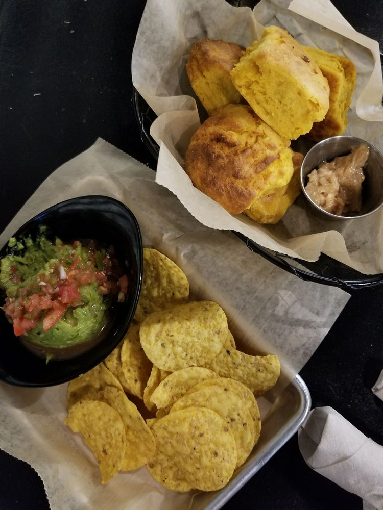 Food from Root Down Brewing