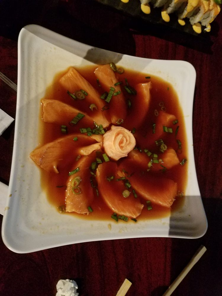 Okashi Sushi Bar and Seafood: 4761 E US Hwy 83, Rio Grande City, TX