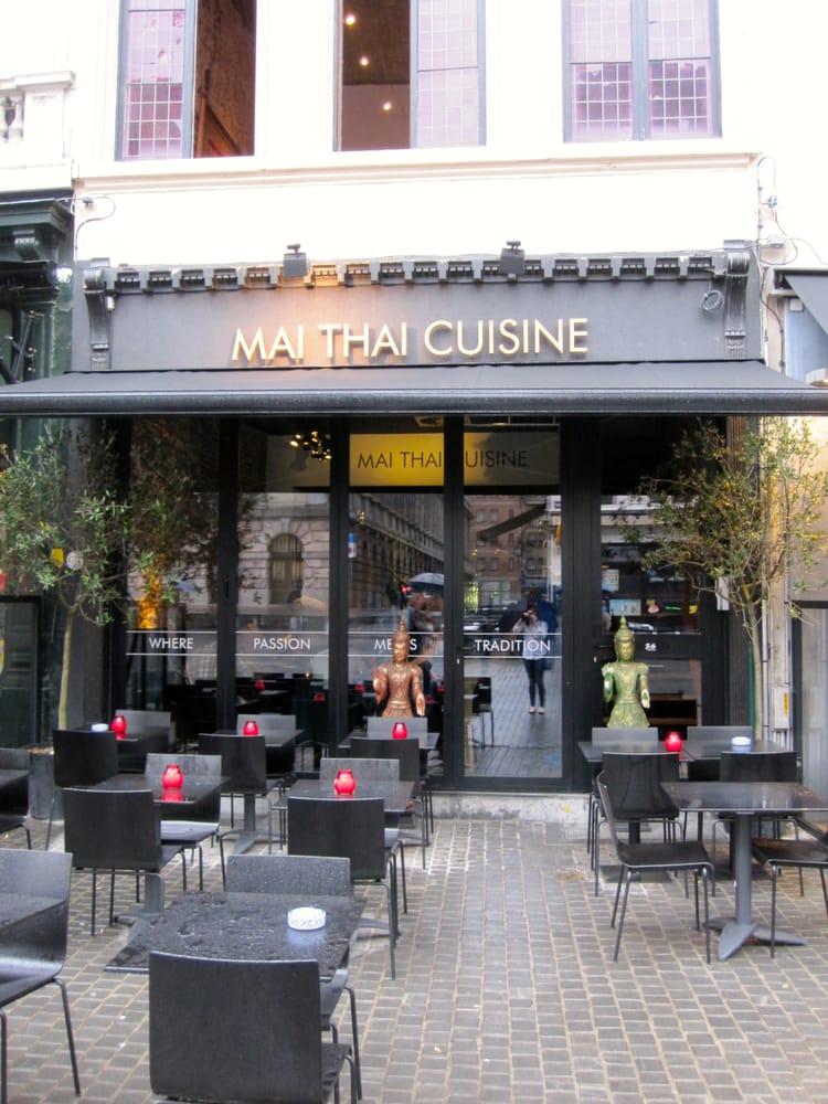 Mai thai cuisine 22 photos 32 reviews thai for 22 thai cuisine yelp