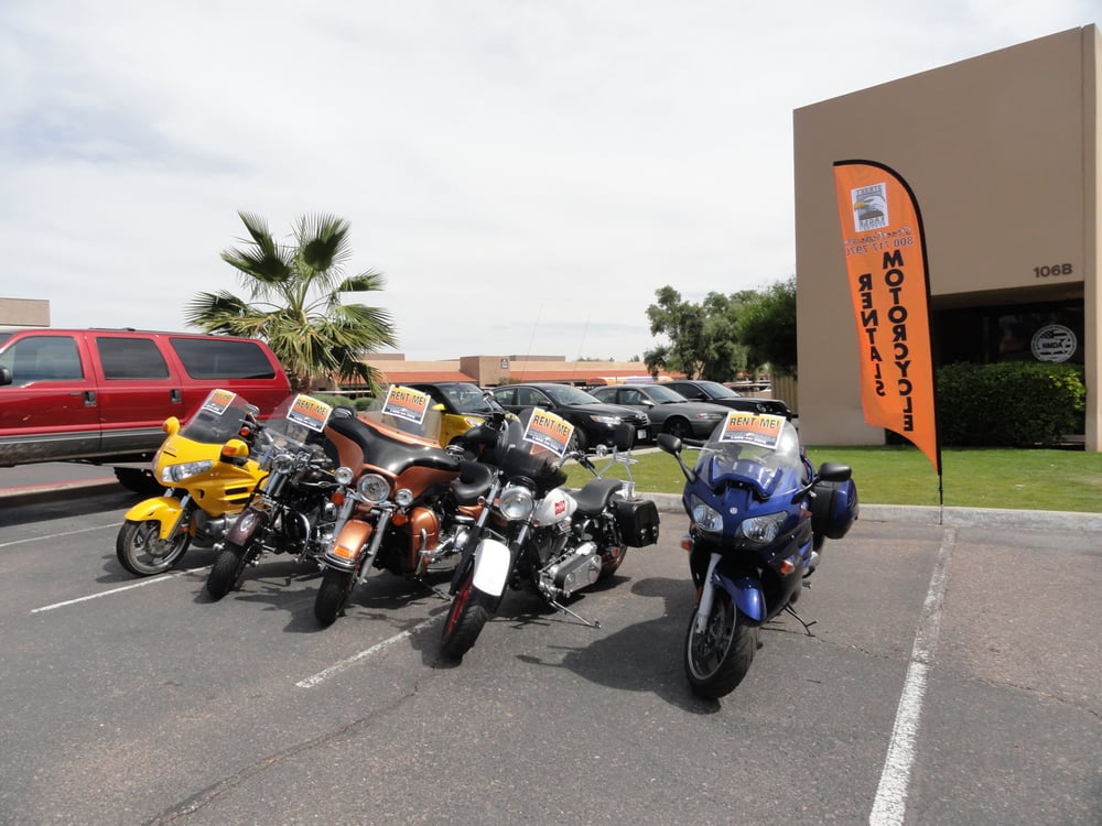 Street Eagle Motorcycle Rentals