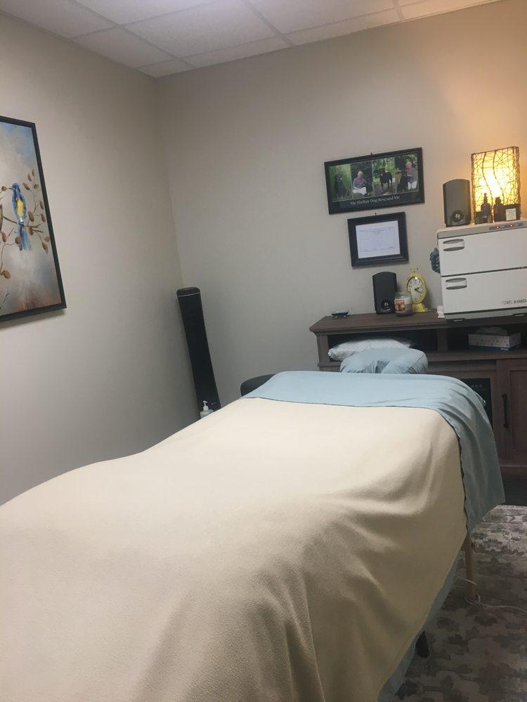 The Massage Spot & Fitness Center: 6718 9 Mile Rd, Mecosta, MI