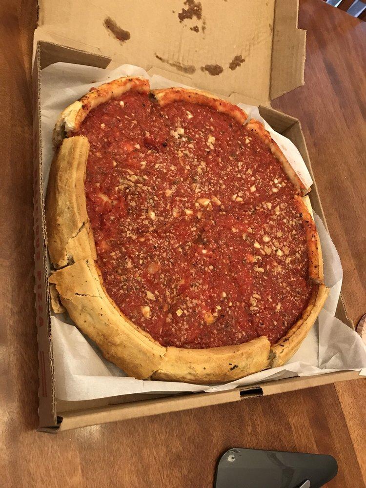 Tortugas Pizza: 2801 John Hawkins Pkwy, Birmingham, AL