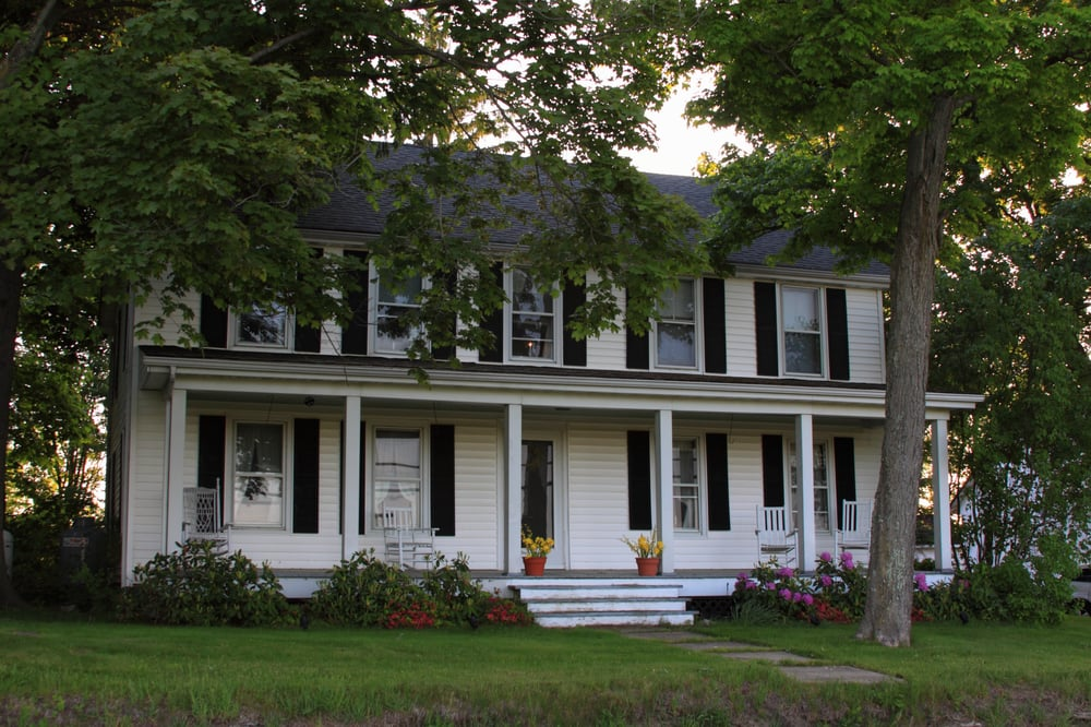 Buck's Homestead Bed & Breakfast: 364 Goodwill Rd, Montgomery, NY