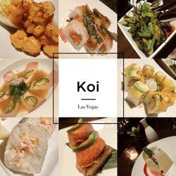 Koi restaurant 795 photos 613 reviews japanese 3667 las photo of koi restaurant las vegas nv united states forumfinder Image collections