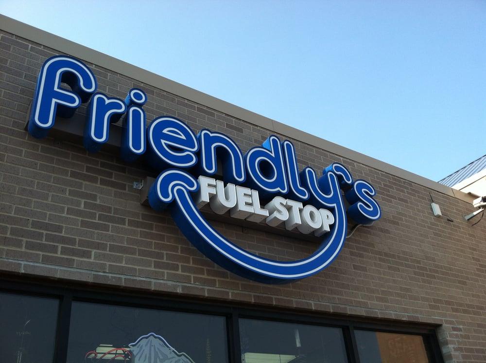 Friendly's Gas: 2495 210th Ave, Percival, IA