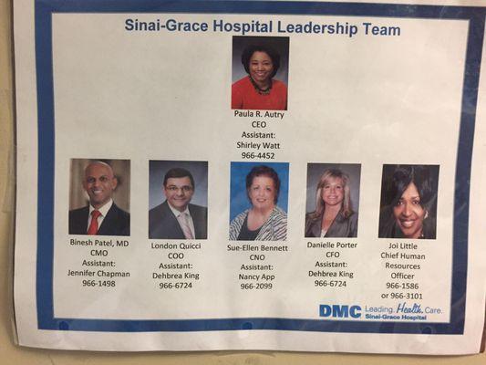 Sinai-Grace Hospital 6071 W Outer Dr Detroit, MI Hospitals
