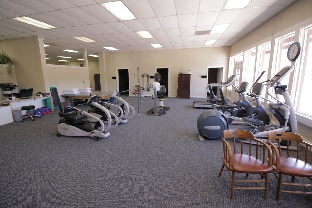 Mountain Valley Physical Therapy & Fitness: 50 Nugget Ln, Weaverville, CA