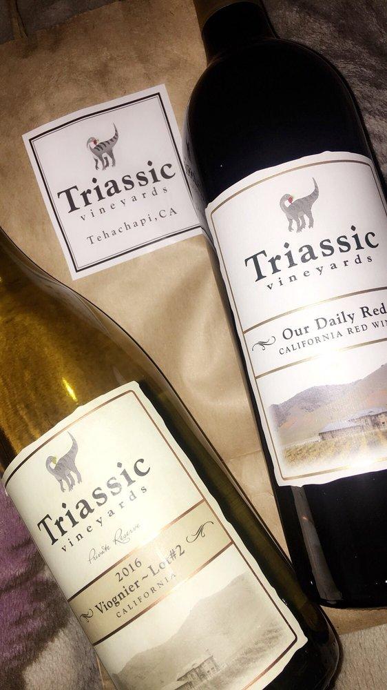 Triassic Vineyards: 24627 Cummings Valley Rd, Tehachapi, CA