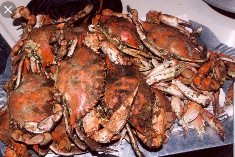 Food from Season's Best Seafood