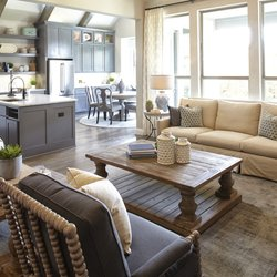 Photo Of Shaddock Homes   Plano, TX, United States. Beautiful Family Room  Located ...