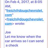Doug Chevrolet Closed 14 Photos 10 Reviews Car