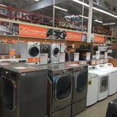 home depot appliance customer service