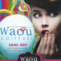 Waou Coiffure Hair Salons 448 Route De Grenoble Nice France