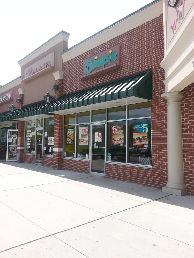 Blimpie: 55 W Allendale Ave, Allendale, NJ