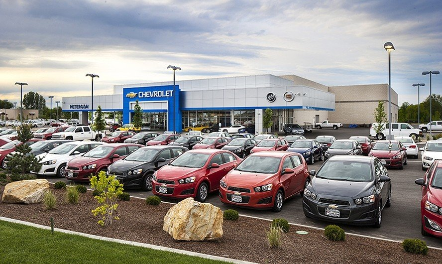 photo of peterson chevrolet buick cadillac boise id united states. Cars Review. Best American Auto & Cars Review