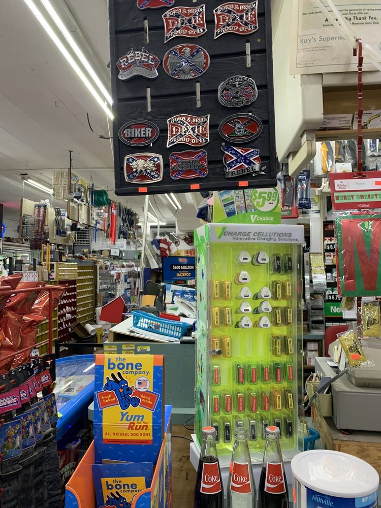 Ray's Supermarket: 901 Old US 1, Moncure, NC