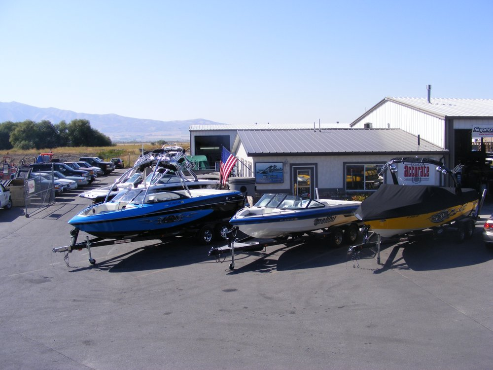 Accurate Automotive & Performance: 461 N 1000th W, Logan, UT