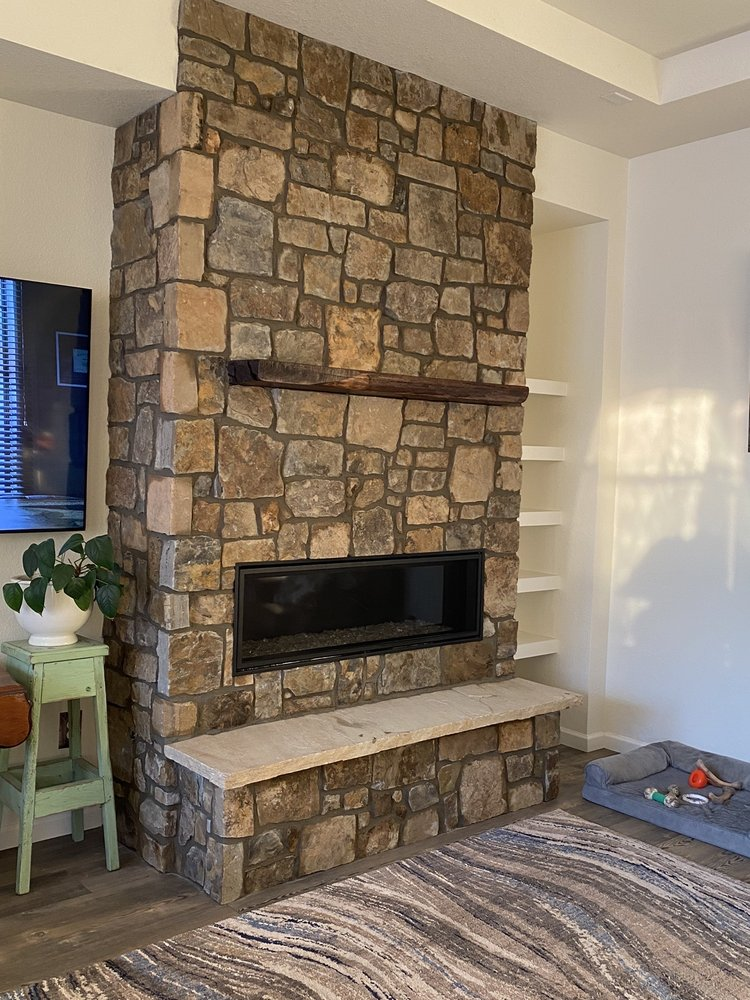 Fireside Masonry & Construction: Larkspur, CO