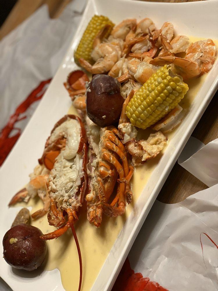 Food from Cajun Bucket - West Hempstead