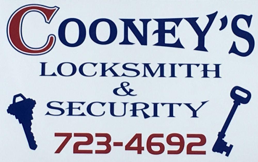 Cooney's Locksmith & Security
