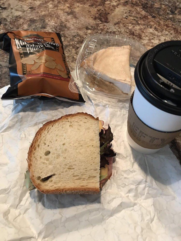 Lefty's Eats & Espresso: 2 W Main St, Fairborn, OH