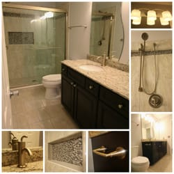 Bathroom Remodeling Towson metropolitan bath and tile - 11 photos - kitchen & bath - 1031